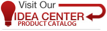 Idea Center and Product Catalog